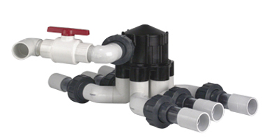 Distribution Valves
