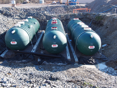 Onsite Wastewater Storage Tanks