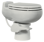Sealand Toilet