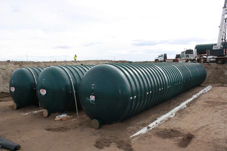 Fire Protection Tanks